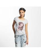 Rock Angel T-Shirt Leo gris