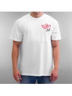 Rook T-paidat Alley Bomb valkoinen