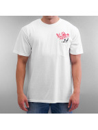 Rook t-shirt Alley Bomb wit