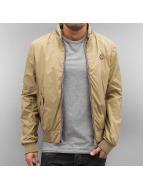 Schott NYC College Jacket Classic beige