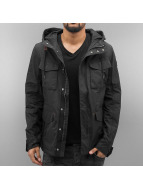 Schott NYC Lightweight Jacket Field Rickson black