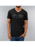 SCUSA Футболка Classico Logo черный