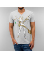 SCUSA T-Shirt Lady Justice grau