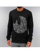 Selected Пуловер Oralialaia черный
