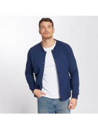 Selected Chambers Sweat College Jacket Navy