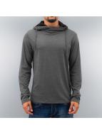 Selected London High Neck Sweatshirt Medium Grey Melange