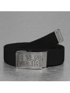 Seven Nine 13 Belts Jaws Stretch svart