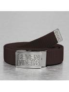 Seven Nine 13 Cintura Jaws Stretch marrone