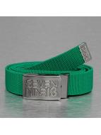 Seven Nine 13 Gürtel Jaws Stretch grün