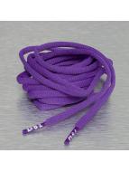 Seven Nine 13 Kengännauhat Hard Candy Round purpuranpunainen
