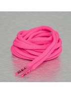 Seven Nine 13 Kengännauhat Hard Candy Round vaaleanpunainen