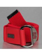 Seven Nine 13 Paski Looper Stretch czerwony