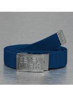 Seven Nine 13 Paski Jaws Stretc niebieski