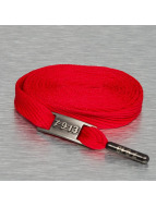 Seven Nine 13 Snørrebånd Full Metal rød