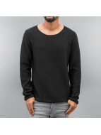 SHINE Original Пуловер Reverse черный