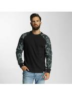 SHINE Original Пуловер Zane Printed черный