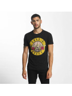 SHINE Original Camiseta Guns N' Roses negro