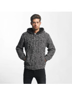 SHINE Original Cardigan Wiley Boa grey