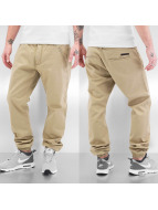 SHINE Original Chino Slim Cuffed Zip beige