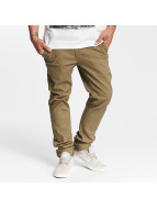 SHINE Original Royal Stretch Chino Pants Dark Sand