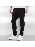 SHINE Original Chino Stretch Drop Crotch zwart