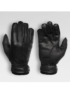 SHINE Original Handschuhe Leather schwarz