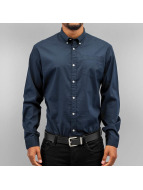 SHINE Original Hemd Poplin blau