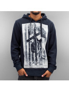 SHINE Original Hoody Rock N Roll blau