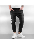 SHINE Original Jean carotte antifit Ethan noir