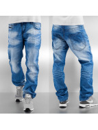 SHINE Original Loose fit jeans Curiko blauw