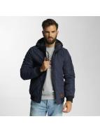 SHINE Original Manteau hiver Kent Taslan bleu