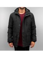 SHINE Original Manteau hiver Blank noir