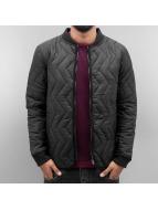 SHINE Original Manteau hiver Quilted noir