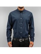 SHINE Original overhemd Poplin blauw