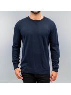 SHINE Original Pullover Basic blau