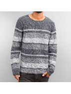 SHINE Original Pullover Mixed blau