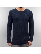 SHINE Original Pullover o Neck blau