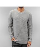 SHINE Original Pullover Sew Seam grau