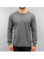 SHINE Original Pullover Basic grau
