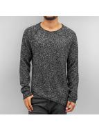 SHINE Original Pullover Asymmetrical grau