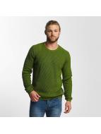 SHINE Original Pullover O-Neck Knit grün