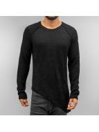 SHINE Original Pullover Asymmetrical Sheater schwarz