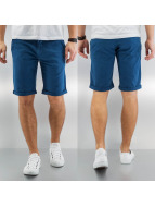 SHINE Original Shorts Stretch Chino blau