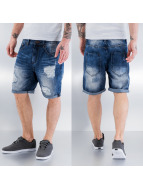 SHINE Original shorts East End Av blauw