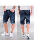 SHINE Original Shorts Denim bleu