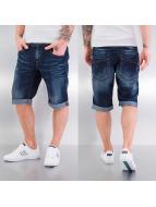 SHINE Original Shorts Denim blu