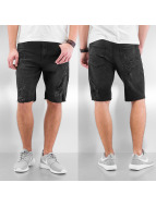 SHINE Original Shorts Drop Crotch schwarz