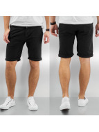 SHINE Original Shorts Stretch Chino schwarz