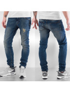 SHINE Original Skinny jeans Slim Fit blauw