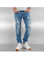 SHINE Original Skinny jeans Walker blauw